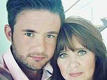 Coleen Nolan's son Shane hits out at comedian over cruel joke