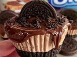 FitWaffle Kitchen shares easy recipe for Nutella and Oreo cheesecake