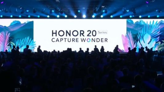 Honor announces Honor 20 and Honor 20 Pro smartphones