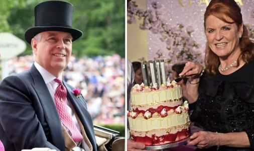 Sarah Ferguson: Prince Andrew's gushing tribute to Fergie as he throws her a 60th birthday