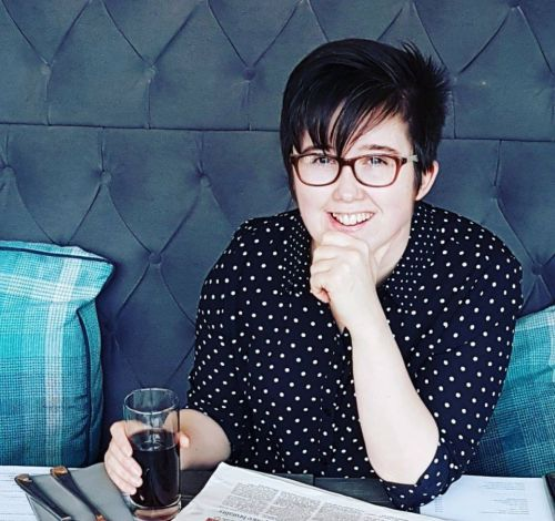Man arrested in relation to murder of journalist Lyra McKee in Derry
