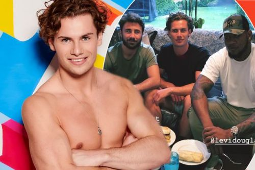 Joe Garratt BREAKS SILENCE after Love Island dumping as he returns home