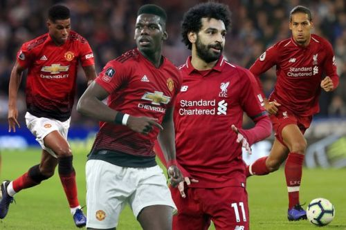 How Man Utd and Liverpool could line up in Sunday's Old Trafford showdown