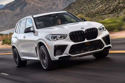 New BMW X5 M Competition 2020 review