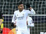 Gladbach 2-2 Real Madrid: Karim Benzema and Casemiro score late goals to earn last-gasp draw