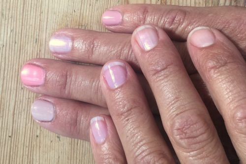 Perfect your nails