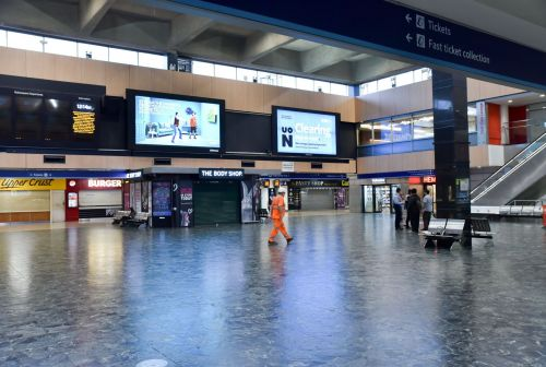 London Euston station shut for three weekends including August Bank Holiday