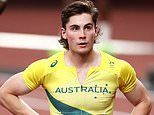 Mullet-sporting Aussie sprint star Rohan Browning gives candid interview about Tokyo Olympics