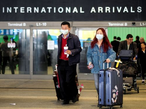16 airlines have canceled flights to China amid coronavirus fears so far