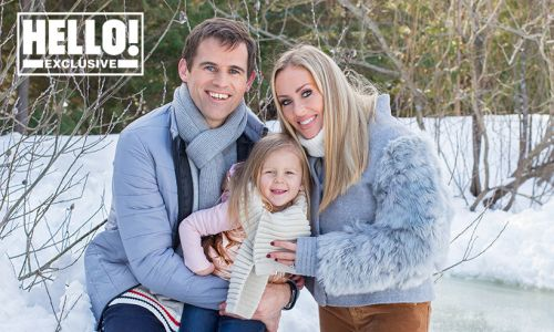 Exclusive: Dancing on Ice couple Brianne Delcourt and Kevin Kilbane share exciting wedding plans