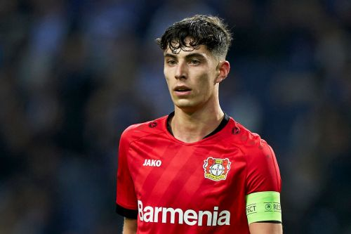 Kai Havertz requests transfer as Chelsea agree to pay £89m fee