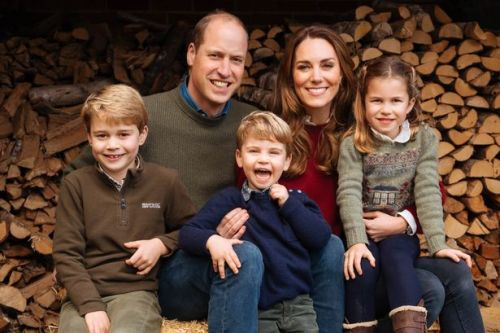 Prince William and Kate Middleton take George, Charlotte and Louis for pub lunch