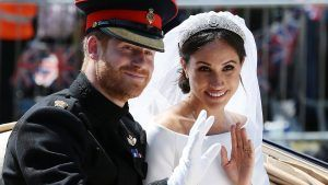 Meghan Markle apparently had this brief from the royal family for her wedding dress