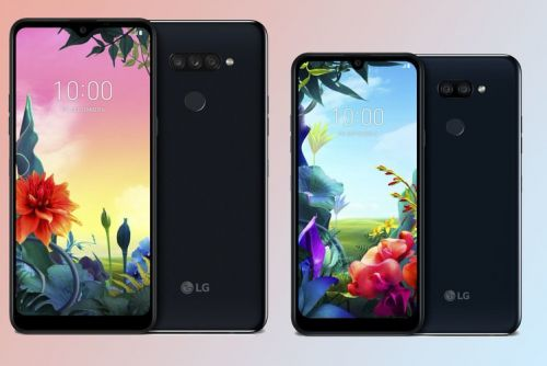 LG K50S and K40S mid-range smartphones announced ahead of September launch