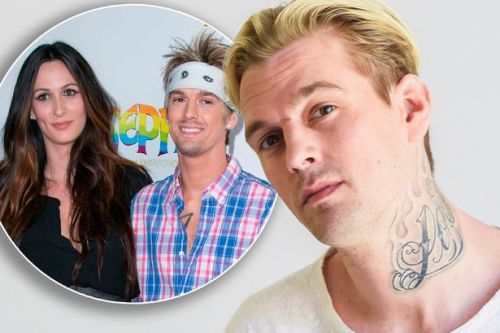 Aaron Carter's twin sister gets restraining order after 'threat to send hit men'