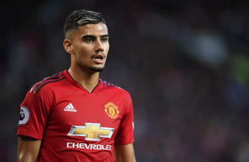 Andreas Pereira hints at future away from Manchester United