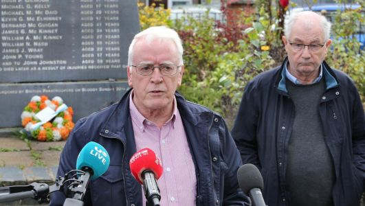 Bloody Sunday: We'll fight on, vow families after ruling 15 ex-soldiers will not face court