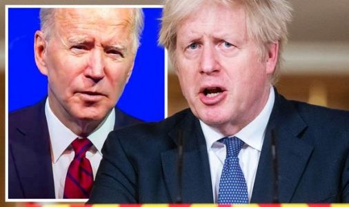 US trade deal masterplan: Boris launches Joe Biden charm offensive with two secret weapons