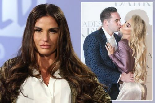 Katie Price finally set to divorce Kieran Hayler - 'after sorting out money issues'