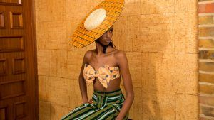 This online pop up is dedicated to African designers and here are 5 cool brands you can shop
