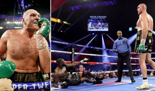 Tyson Fury reveals the one place Deontay Wilder trilogy fight can take place