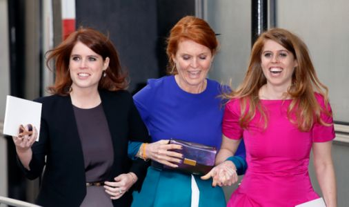 Princess Eugenie pays sweet tribute to Sarah Ferguson and Beatrice after birth of August
