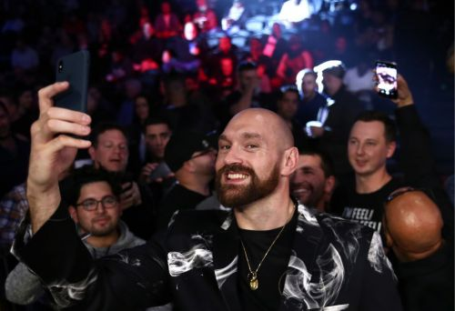 Anthony Joshua missed FaceTime calls from Tyson Fury, Eddie Hearn reveals