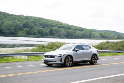 The 2021 Polestar 2 has a great cabin-and deep Android integration