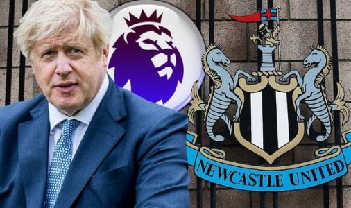 Newcastle takeover: Boris Johnson calls for Premier League to explain £300m deal collapse
