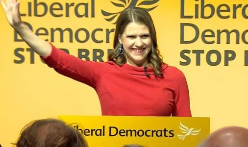 Jo Swinson elected new Lib Dem leader with vow to thwart Brexit and keep UK shackled to EU