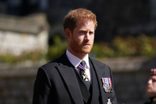 Prince Harry 'brought own security team' as he flew from US for Philip's funeral