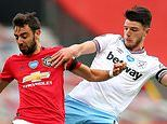 Premier League fixtures revealed: West Ham vs Man United first match broadcast with fans back
