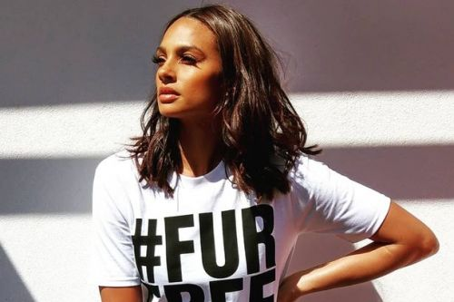 Alesha Dixon backs Mirror's campaign to ban the sale of fur in the UK