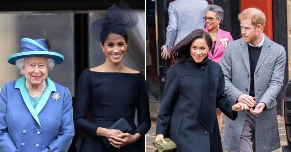Queen 'understands' why pregnant Meghan can't come to Prince Philip's funeral
