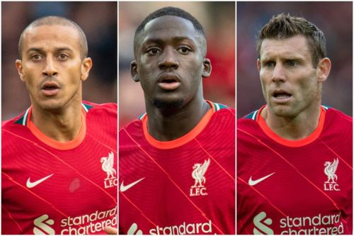 Mixed updates on 6 Reds' injuries - Liverpool FC Roundup