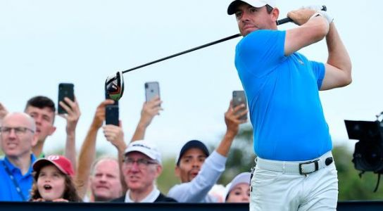 Happy McIlroy is finally dreaming of Open glory at Portrush