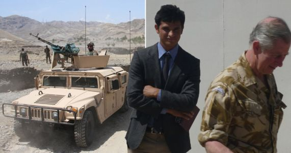 Afghan who interpreted for Prince Charles warns Taliban will show 'no mercy' on his family