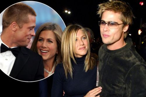 How Brad Pitt and Jennifer Aniston met and the inside story of their romance
