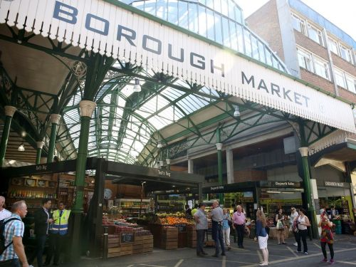 12 Places to Eat in and Around Borough Market