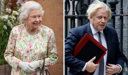 Queen 'out-humoured Boris Johnson' after world leaders guffawed at joke