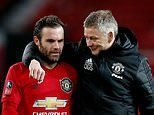 Juan Mata reveals he has taken on a mentorship role for Manchester United's youngsters