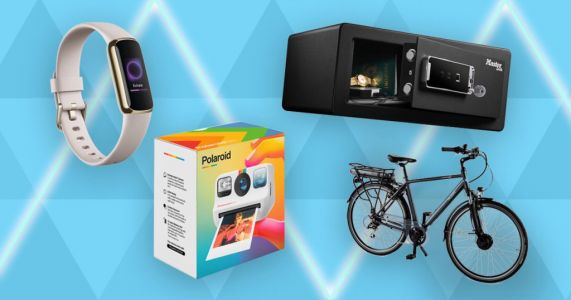 Samsung and Fitbit land on this week's luxurious tech Lust List
