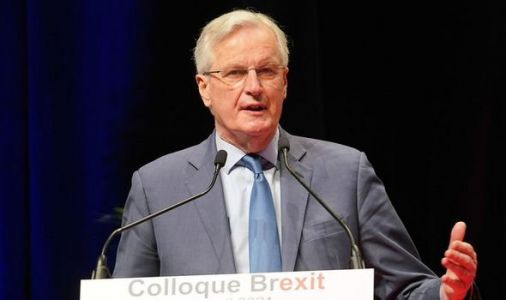 Michel Barnier claims Brexit Britain acting 'like buccaneers' after Jersey fishing row