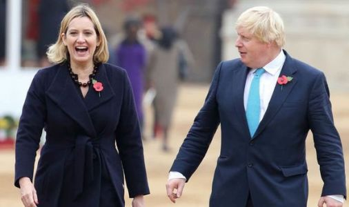 Boris Johnson mocked by Rudd as she offers to stand in for Tory front-runner in TV debate