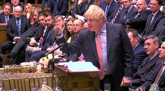 Troubles compensation 'only for innocent,' says Boris Johnson