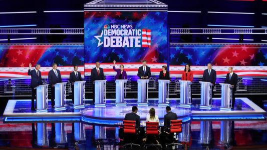 US election 2020: who won the first Democratic TV debate?
