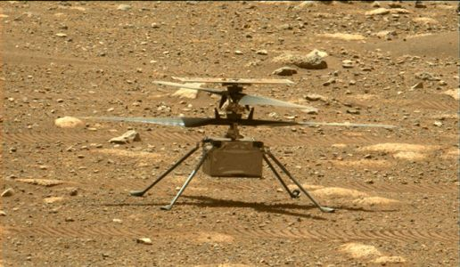 NASA delays Mars helicopter flight to troubleshoot test glitch