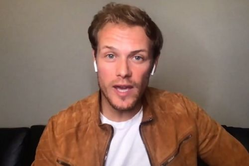 "Outlander star Sam Heughan teases new book about ""death-defying"" trip across Scotland"