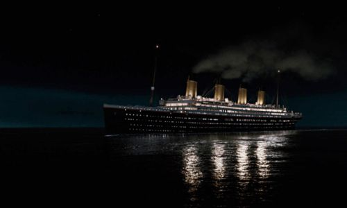 Did you spot this royal family member in Titanic TV show?
