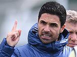 Mikel Arteta signals the end of Arsenal's obsession with passing